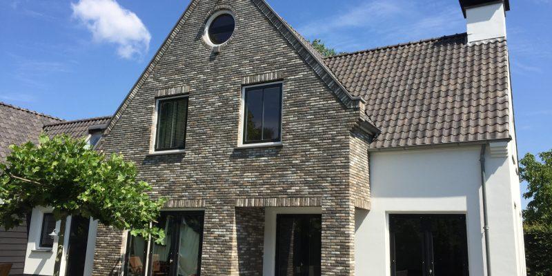 Villa Veenendaal, buitenschilderwerk - Schildersbedrijf J. van Dijk