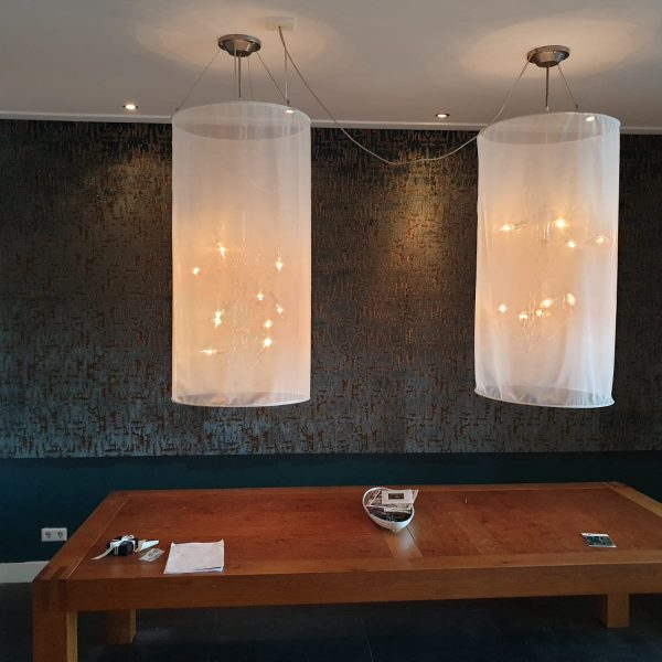 Behang luxe villa - Schildersbedrijf J. van Dijk & Zn. Veenendaal