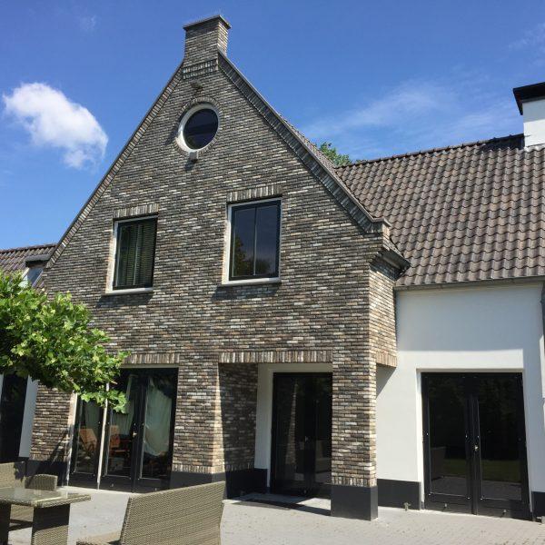 Buitenschilderwerk Villa Veenendaal - Schildersbedrijf J. van Dijk & Zn. Veenendaal